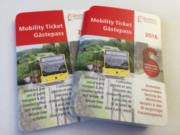 Mobility-Ticket